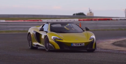 McLaren 675LT Spider Test Drive Review (1)