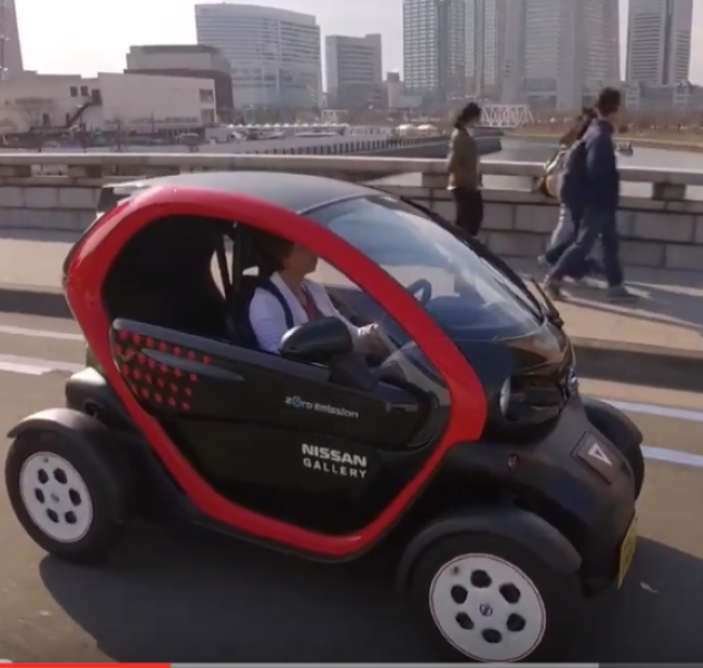 Nissan New Mobility Concept – Video   DPCcars