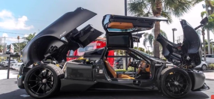 Pagani Huayra Tempesta & Diablo Edition – Video