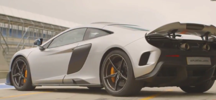 Pure McLaren Owners Experience With 675LT & 650S Sprint – Video