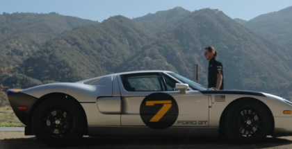 The Ford GT Designer Drives A Ford GT (1)