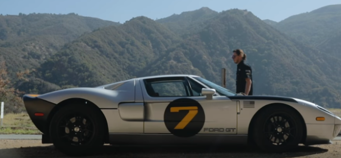 The Ford Gt Designer Drives A Ford Gt Video
