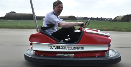 The Stig Drives The World's Fastest Bumper Car (1)