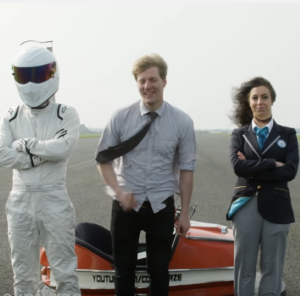 The Stig Drives The World's Fastest Bumper Car (2)