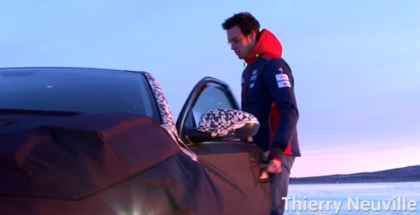 Thierry Neuville Test Drives The Hyundai i30 N