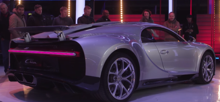 Top Gear's Chris Harris Talks About The Bugatti Chiron – Video