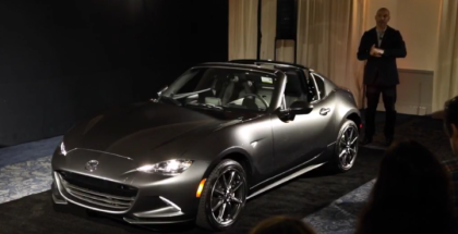 US Spec 2017 Mazda MX-5 RF Presentation (1)