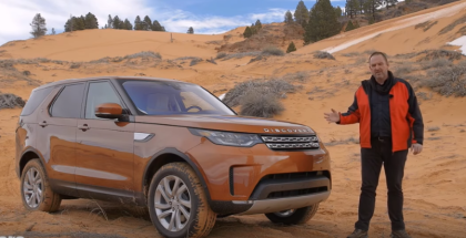 2017 Land Rover Discovery TDI Diesel Review & Crash test (1)