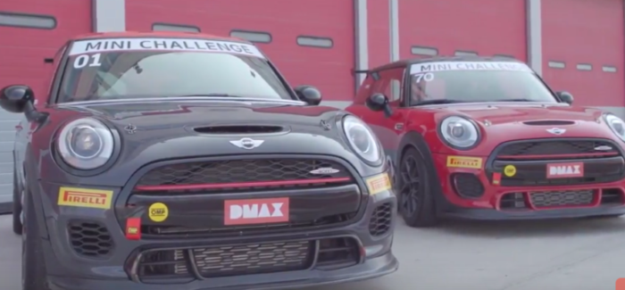 2017 MINI John Cooper Works Challenge Lite – Video