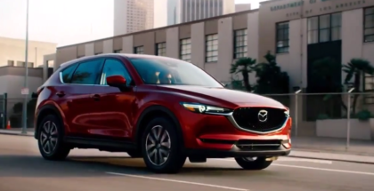 2017 Mazda CX-5 Highlights