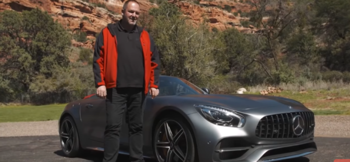 2017 Mercedes AMG GTC Roadster Review (1)