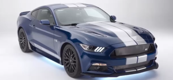 2017 Mustang Shelby GTE