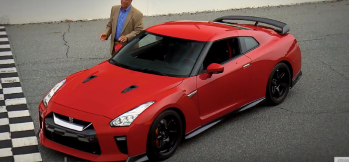 2017 Nissan GT R Track Edition Review U2013 Video