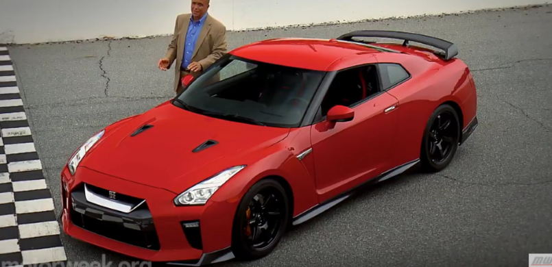 2017 Nissan Gt R Track Edition Review Video Dpccars