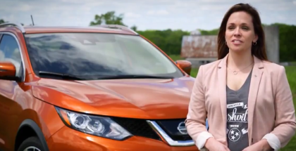 2017 Nissan Rogue Sport Overview & Pricing