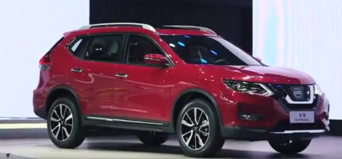 2017 Nissan X-Trail with Intelligent Mobility At Auto Shanghai – Video