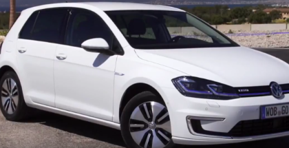 2017 VW e-Golf Overview (1)