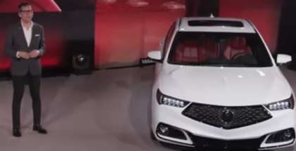 2018 Acura TLX Unveiling