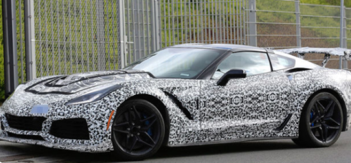 2018 Chevrolet Corvette ZR1 Exhaust & Supercharger Sound – Video