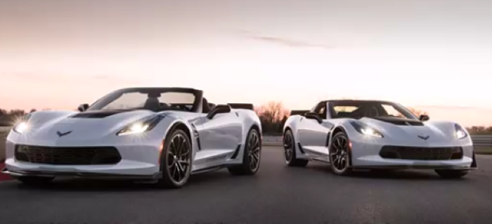2018 Corvette Carbon 65 Edition Package