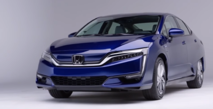 2018 Honda Clarity Plug-in Hybrid & 2017 Electric Clarity