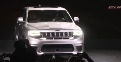 2018 Jeep Grand Cherokee Trackhawk Introduction (1)