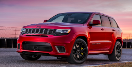 2018 Jeep Grand Cherokee Trackhawk Photo Leaked (1)