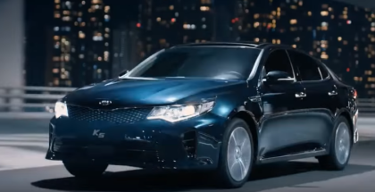 2018 Kia K5 GT aka Optima Debuts in Korea