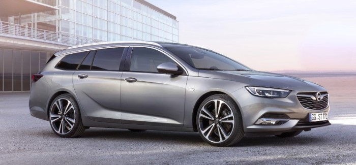 2018 Opel Insignia Country Tourer Dpccars