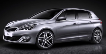 2018 Peugeot 308 Photos Leaked (1)