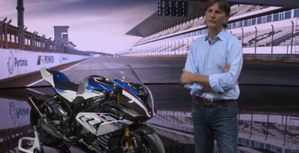 215HP BMW HP4 RACE Motorcycle Overview