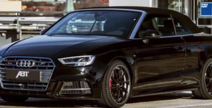 400HP Audi S3 Cabriolet By ABT