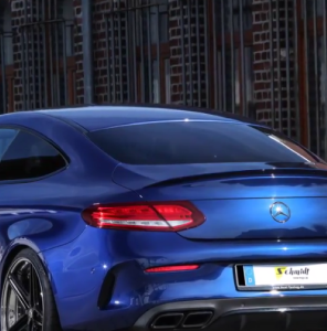 572HP Mercedes AMG C63 Coupe By Schmidt (2)