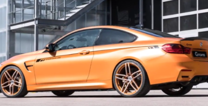 670HP BMW M4 By G-Power