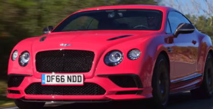 700bhp and 209mph Bentley Continental Supersports Review (1)