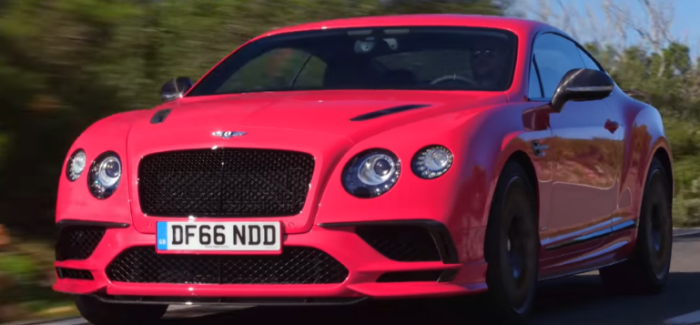 700bhp and 209mph Bentley Continental Supersports Review – Video
