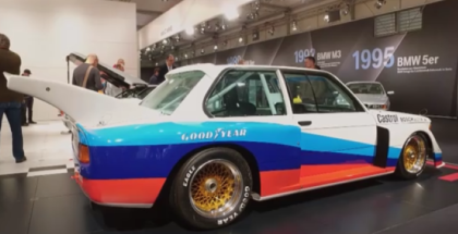BMW Group Classica at the Techno Classica 2017