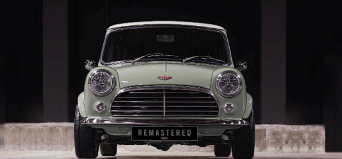 Classic Mini Remastered by David Brown Automotive – Video