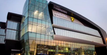 Lamborghini Dubai Has The Worlds Largest Lambo Showroom