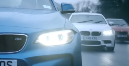 Learn Race Driving Skills With BMW M2, M3, M4, M6