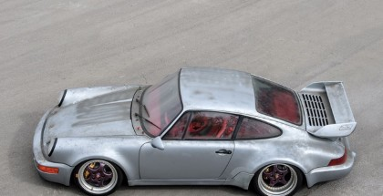 Never Used 1993 Porsche 911 RSR With 6 Miles