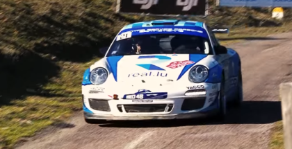 Rallying With A Porsche 997 GT3 RS 4 (1)