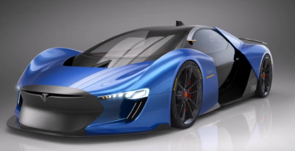 Tesla Supercar Imagined (1)