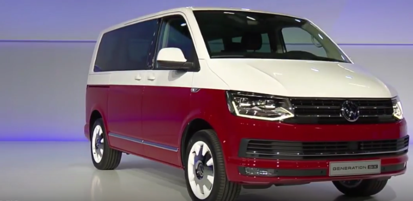 vw t6 california van review volkswagen video dpccars. Black Bedroom Furniture Sets. Home Design Ideas