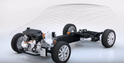 Volvo First All Electric Car CMA Platform