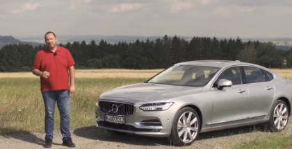 Volvo S90 Review & Crash Test (1)