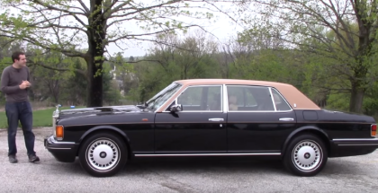 1996 Rolls-Royce Silver Spur Review (1)