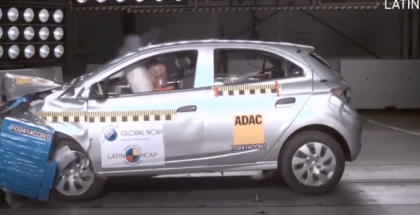 2017 Chevrolet Onix Crash Test