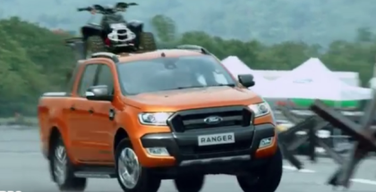 2017 Ford Ranger Handling, Towing Capacity, & Powertrain