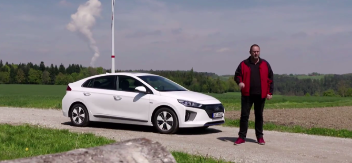 2017 Hyundai IONIQ Plug In Hybrid PHEV Review